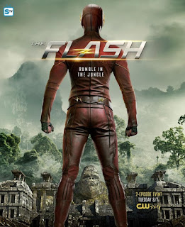 "3x14 de ""THE FLASH"" - Attack on Central City"