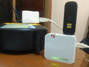 review modem zte mf831