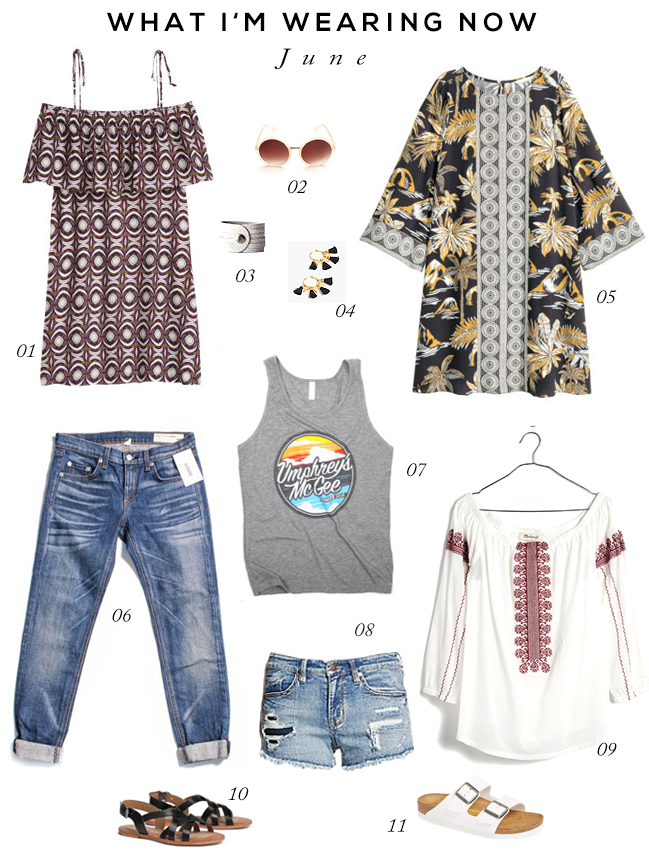Summer Style Essentials