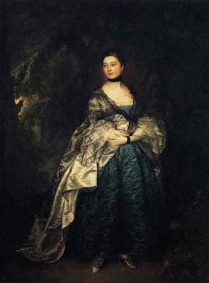 Thomas Gainsborough -Lady Alston,1765
