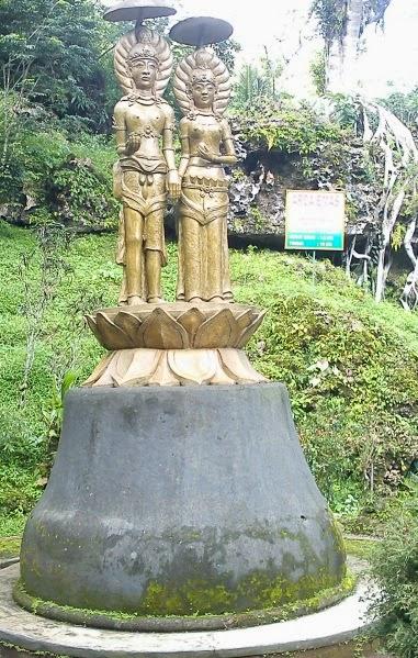 gambar patung arca dewa siwa dan dewi parwati