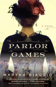 Parlor Games Book Review-EtcetorizeReads