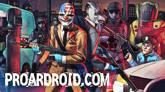 لعبة PAYDAY Crime War Apk نسخة كاملة للأندرويد logo