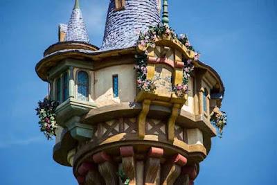 storytelling Rapunzel pendek