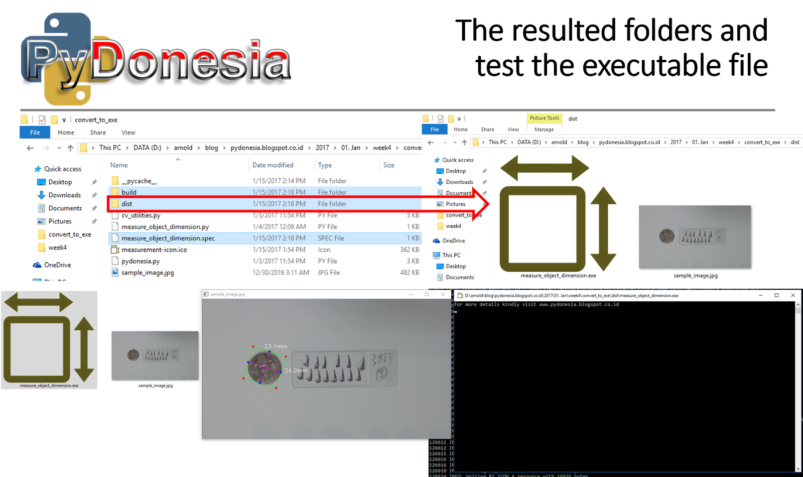 Python Indonesia Beyond Excel Measuring The Dimension