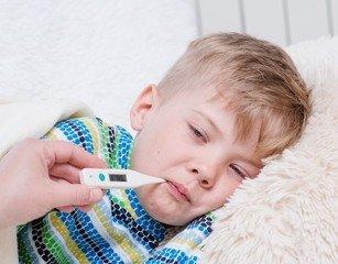 Anak Sakit Demam