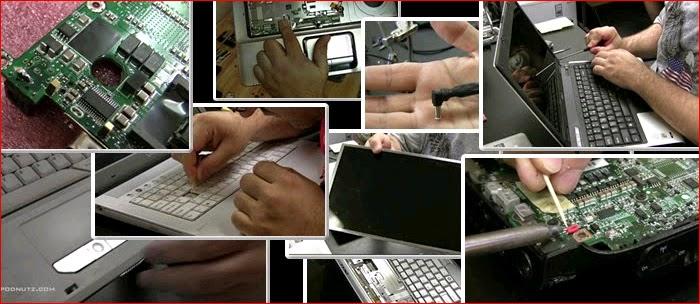 Dịch vụ vệ sinh laptop, máy tính xách tay để bàn tại nhà Hà Nội