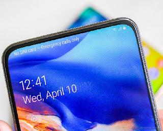 Samsung Galaxy A80 Tenyata Bawa Spesifikasi Ultra Tinggi Terbaru 2019