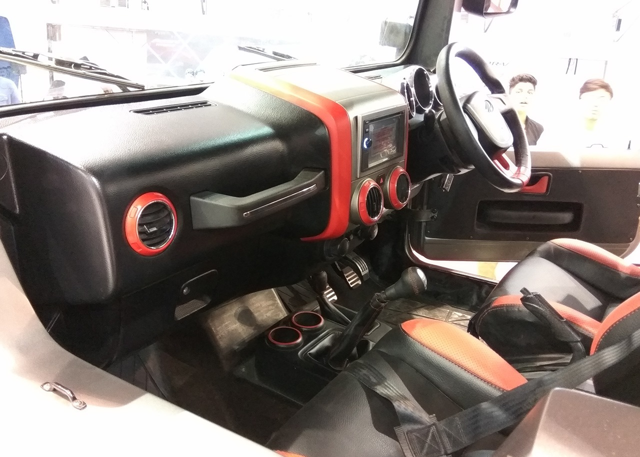 2017 Mahindra Thar Daybreak Edition Ms Blog