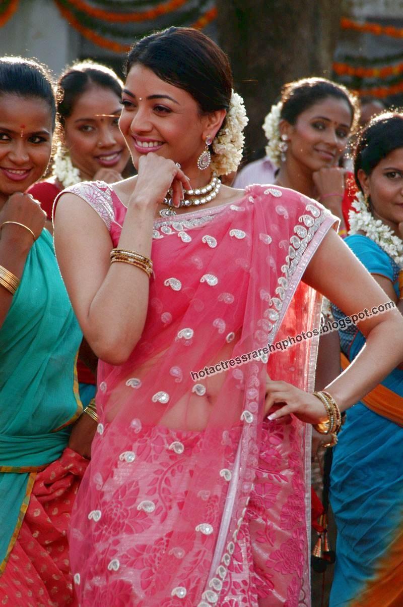 Hot Indian Actress Rare Hq Photos South Actress Kajal -1208
