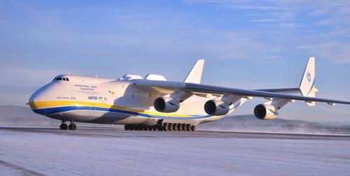 Действительно самый большой самолет в мире