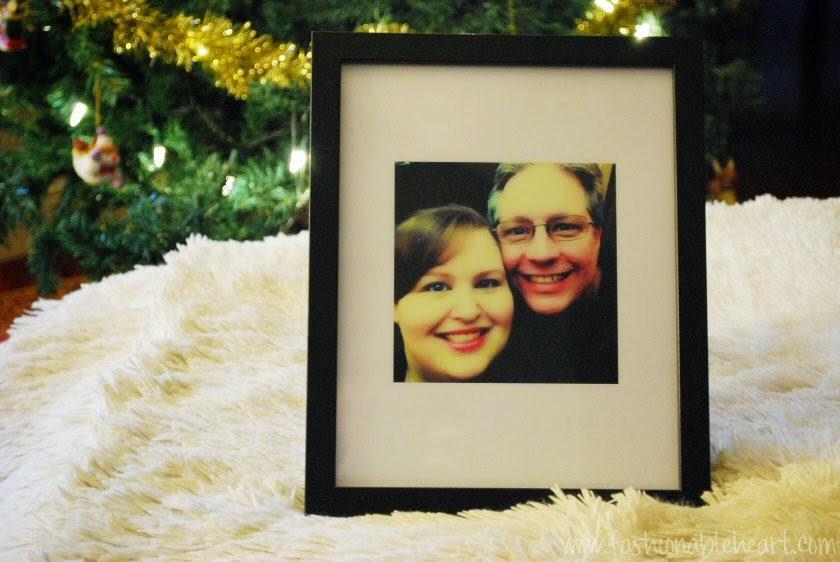 christmas gifts personal picture framed