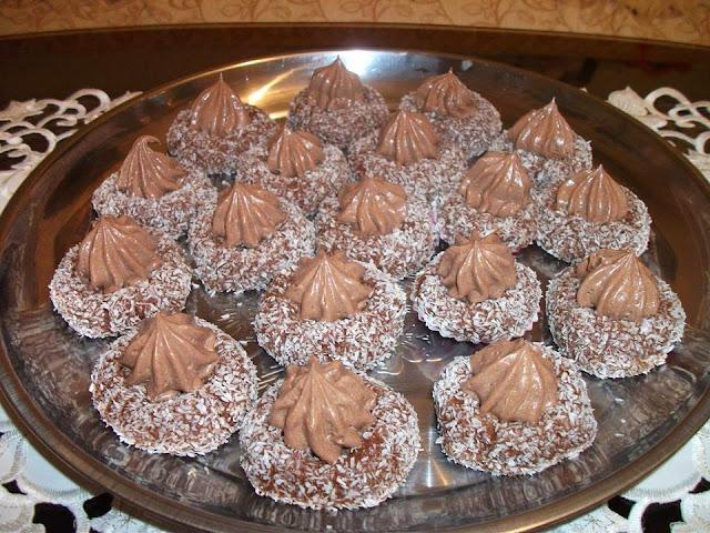 Čokoladna gnijezda