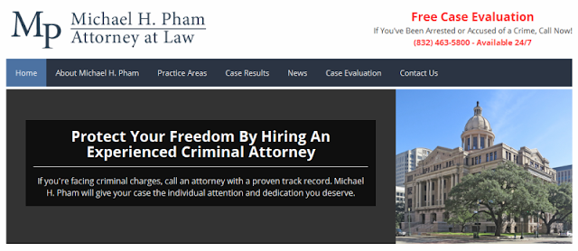 trusted criminal attorney in Houston
