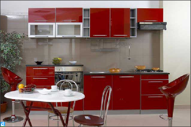 5 Small Kitchen Design Ideas