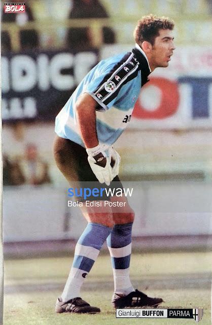 Poster Gianluigi Buffon (AC Parma)
