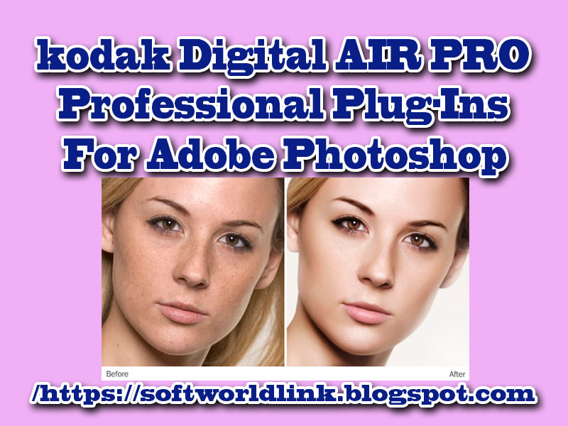 kodak Digital AIR PRO Plugins for Adobe Photoshop|full