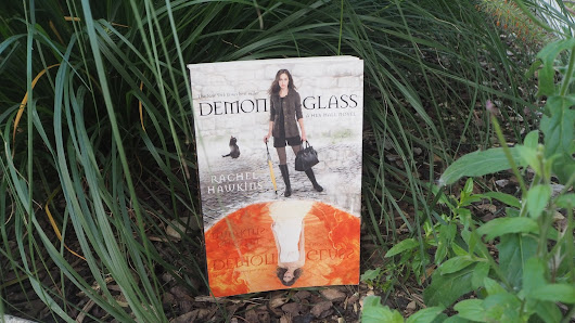 Rezension | Demonglass by Rachel Hawkins
