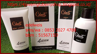 Collavit Foam Dan Collavit Body Lotion