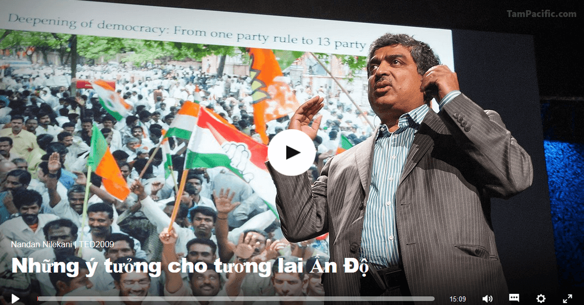 Những ý tưởng cho lương lai Ấn Độ