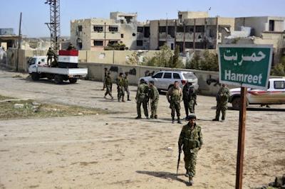 Serangan Rezim Suriah Membuat 50.000 Rakyatnya Kehilangan Tempat Tinggal