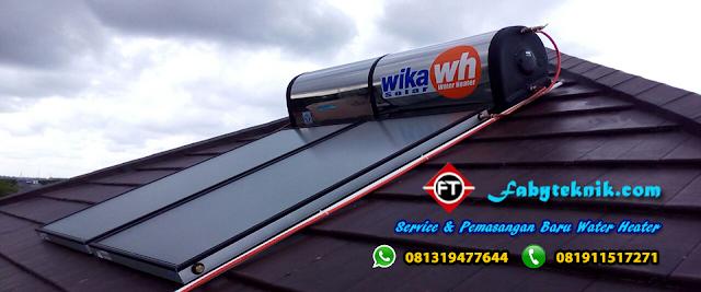 Jasa Pasang & Service Water Heater di Slawi Tegal Pemalang Jawa Tengah
