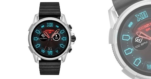 orologio diesel da uomo