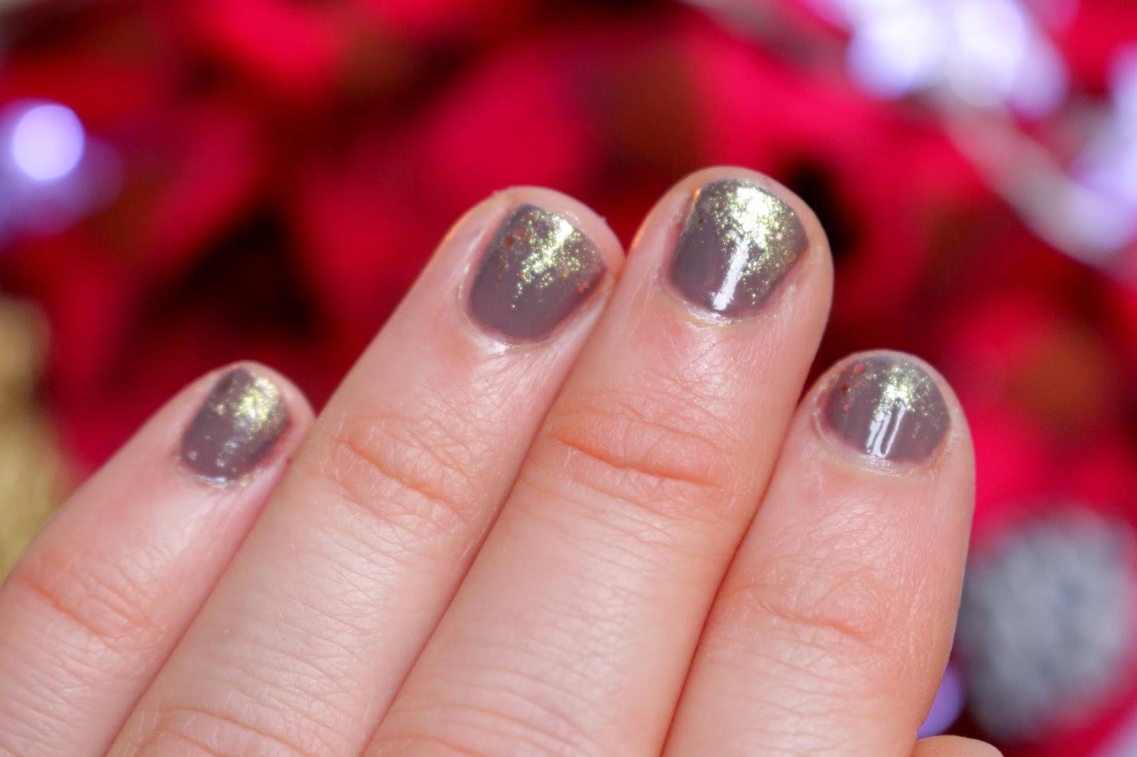 Festive Manicure