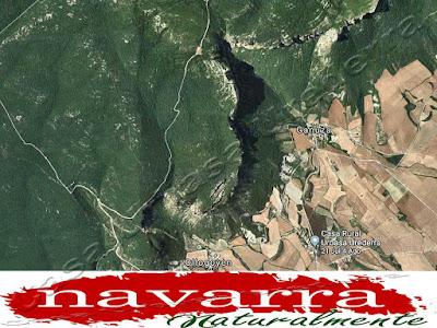 La Sierra de Lókiz el Paraje más desconocido de Navarra  Ollobarren   Casa Rural Urbasa Urederra