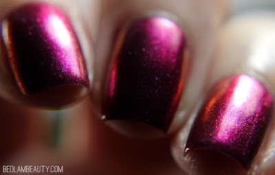 Literary Lacquers Grin Without a Cat | Alice in Lacquerland Collection