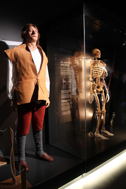 Reconstructing the crew of the Mary Rose