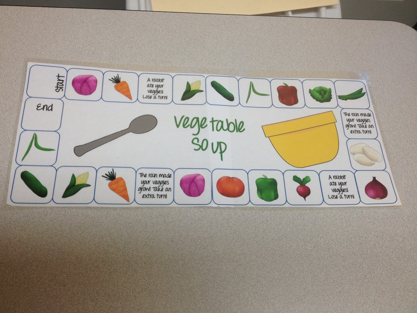 Smashingly Good Speech Growing Vegetable Soup Thematic Unit