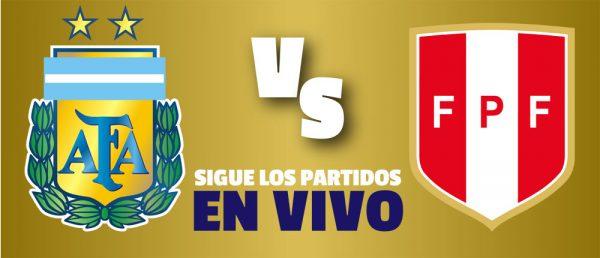 Ver Partido Argentina vs Perú EN VIVO Gratis Por Internet Hoy 05/10/2017