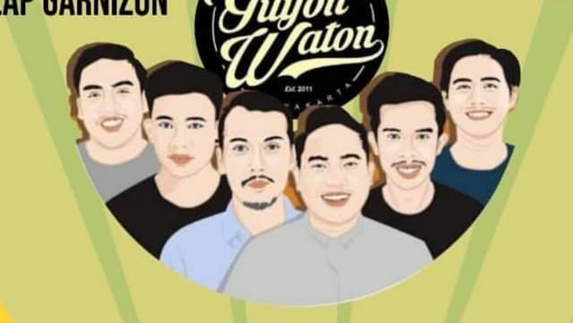 Lirik Lagu Lungaku - Guyon Waton