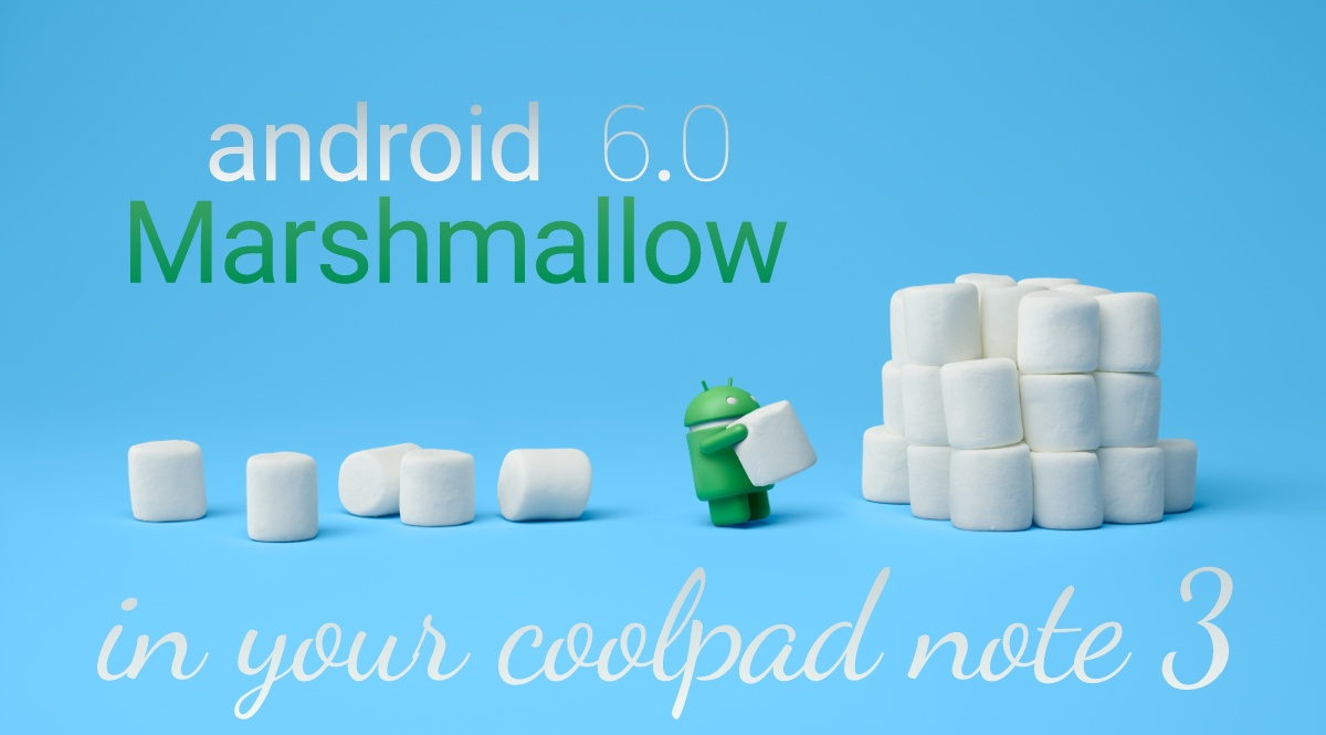 Android clutch: How to flash android 6 0  MarshMallow on coolpad