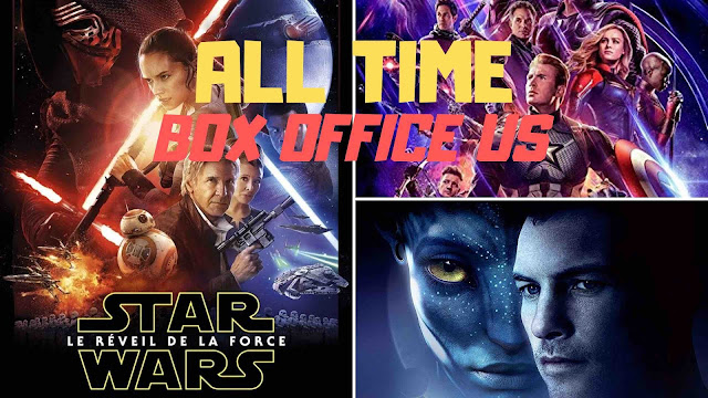 Disney rafle la mise avec ses saga Star Wars et celles du MCU.