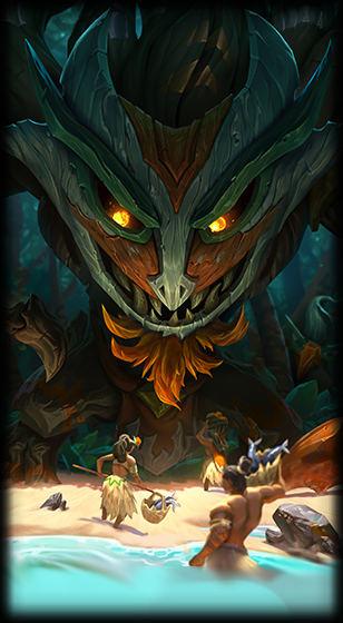 Shield Wallpaper Hd Surrender At 20 4 27 Pbe Update Updated Maokai And