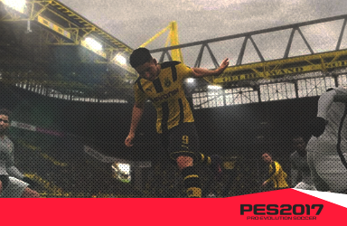 PES 2017 Update Stadium Pack V1.0.1 dari PTE