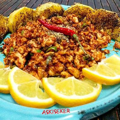 Balık Kokoreç
