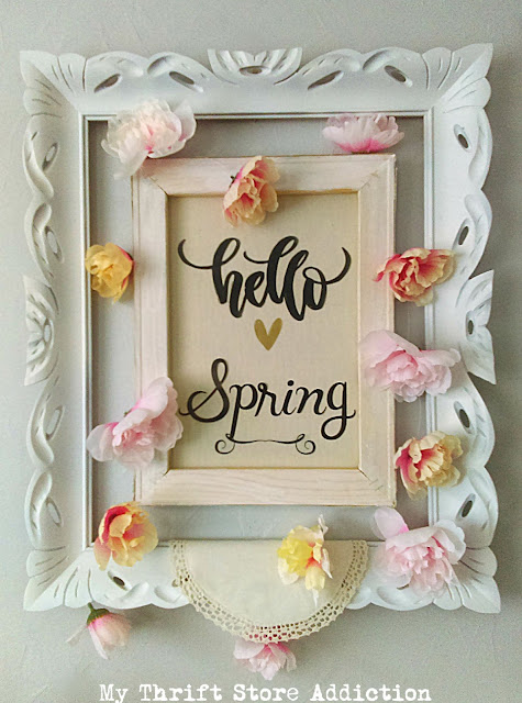 whimsical spring home tour
