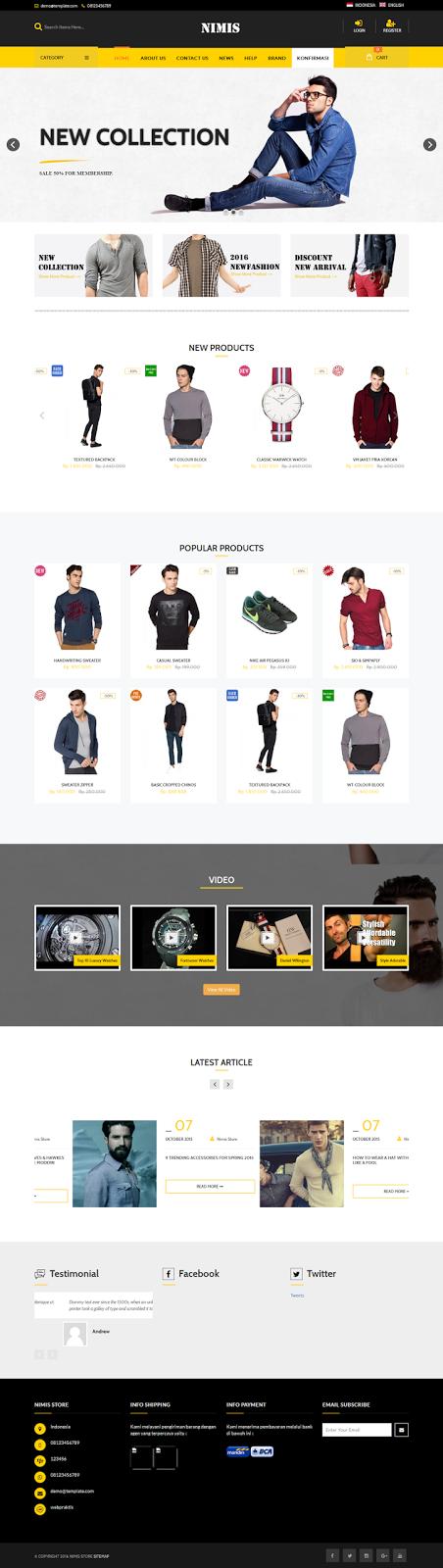 Bikin Website .com & Toko Online - 4