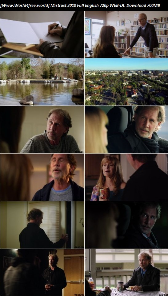 Screen Shoots Of Mistrust 2018 Full English 720p WEB-DL Download 700MB