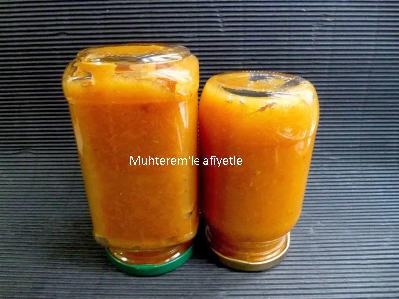 hawthorn berry marmalade
