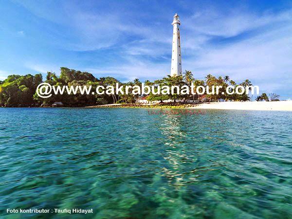 Panduan Wisata ke Bangka Belitung tour