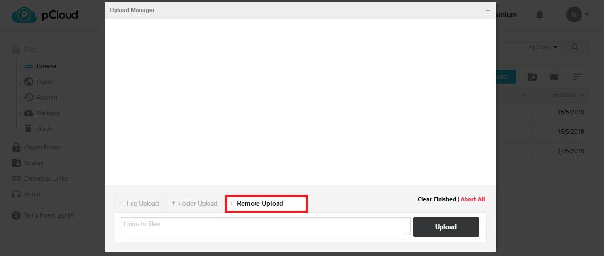 Cara Mirror File Ke Google Drive Agar Download Lebih Cepat