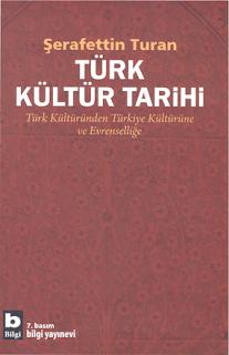 Türk Kültür Tarihi – Şerafettin Turan PDF indir