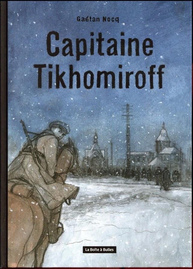 Capitaine Tilkhomiroff, la chronique enneigée...
