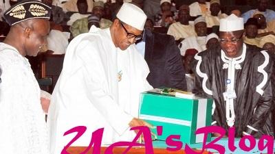 Senate Finally Lays 2018 Budget, May Be Passed Tomorrow