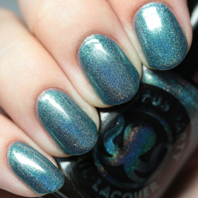 Octopus Party Nail Lacquer Butch Gardens