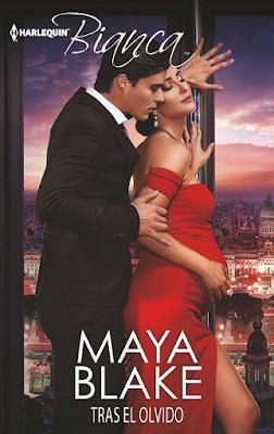 Maya Blake - Tras El Olvido